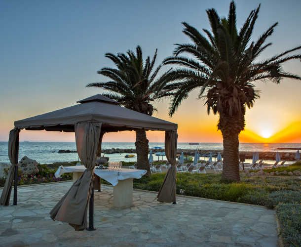 Leonardo Cypria Bay - Wedding Ceremony in town or at the hotel