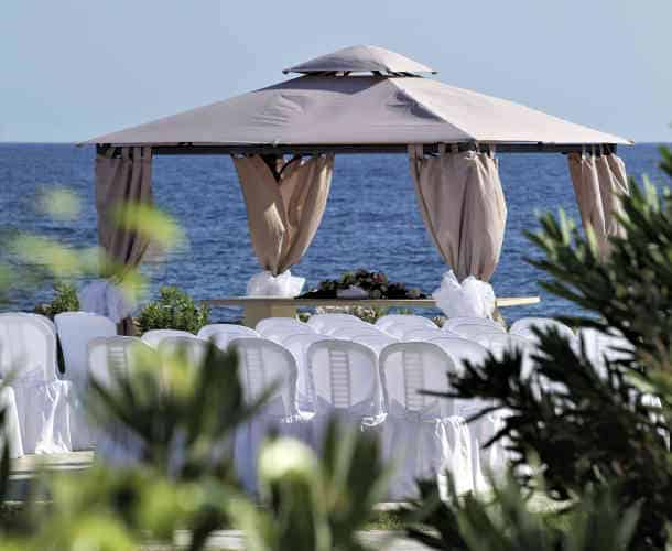 Leonardo Crystal Cove Hotel & Spa by the Sea - Wedding Ceremony in town or at the hotel