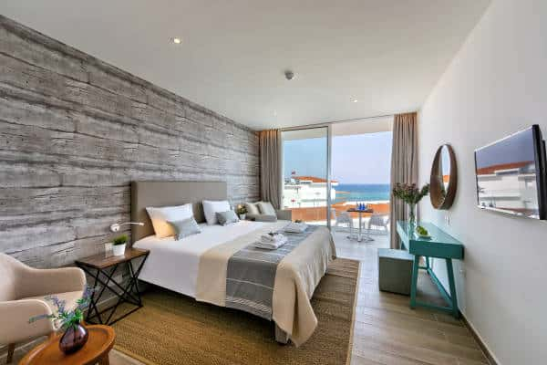 Premium Room with Panoramic Side Sea View