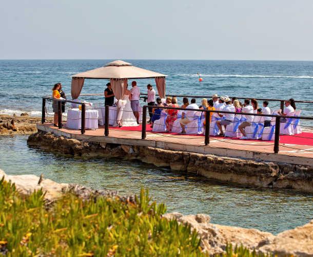 Hochzeiten Leonardo Plaza Cypria Maris Beach Hotel