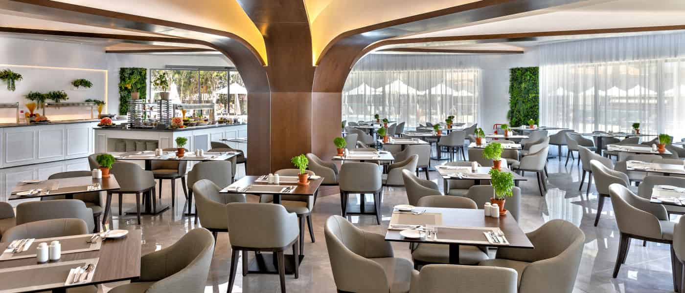 Leonardo Mediterranean Hotels & Resorts - Blue Horizon Restaurant