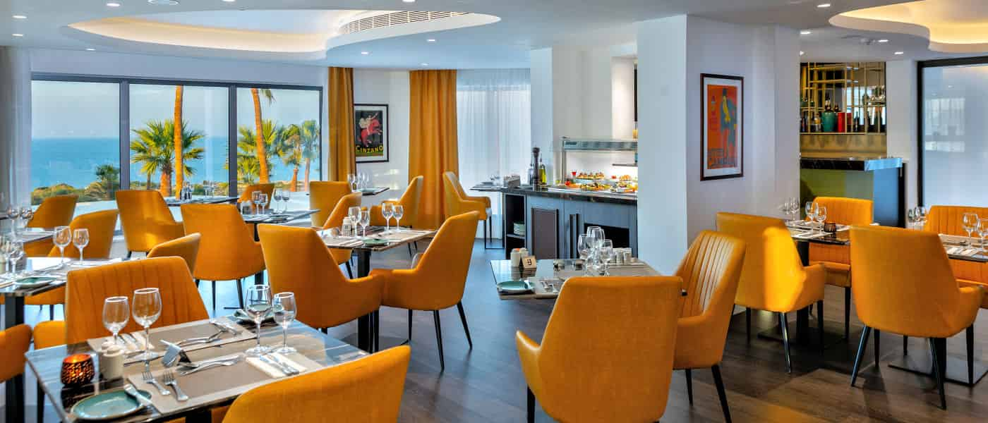 Leonardo Mediterranean Hotels & Resorts - Little Italy A la carte Restaurant